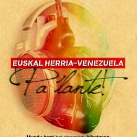 Euskal Herria - Venezuela Pa'lante